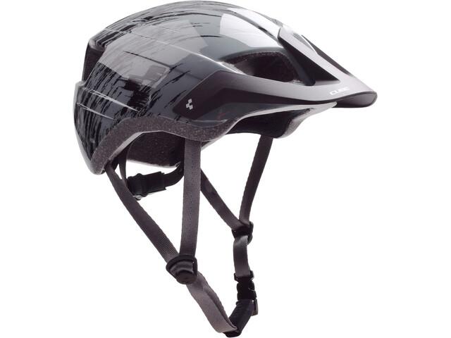 Cube CMPT Helmet Barn grey grunge